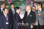 Tiếp Cố vấn cấp cao của Thủ tướng Nhật Bản