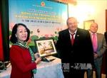 Ông Marcel Winter tái đắc cử Chủ tịch Hội Séc - Việt
