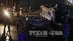 Đánh bom xe ngoài sân vận động tại Thổ Nhĩ Kỳ