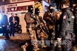 Thổ Nhĩ Kỳ nghi PKK đứng sau vụ đánh bom Istanbul