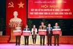 Agribank trao 20 tỷ đồng xây dựng 4 trường học tại Hà Tĩnh