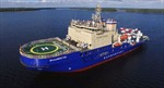 Vladivostok - tàu phá băng điện-diesel mạnh nhất thế giới