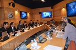 Lãnh đạo Bộ Công an lần đầu tiên thăm trụ sở Interpol