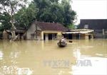 Bình Định vẫn tiếp tục ngập lụt sâu