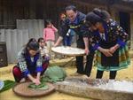 Người Mông rẻo cao đón Tết cổ truyền của dân tộc