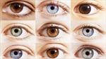 Cách xác định tài năng theo màu mắt