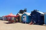 Những ô nhà nhỏ độc đáo trên bờ biển Australia