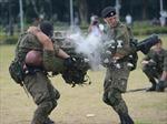 Lính thủy đánh bộ Nga trổ tài tại Philippines