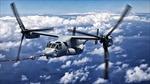 Mỹ nối lại diễn tập tiếp liệu máy bay Osprey ở Nhật Bản