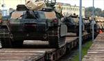 Mỹ rầm rập đưa hàng nghìn quân và vũ khí hạng nặng tới Đông Âu