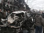 Syria: Đánh bom xe gần biên giới Thổ Nhĩ Kỳ, hàng chục người thiệt mạng