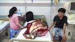'Trâu điên' tấn công, 6 người nhập viện