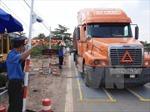 Bình Thuận kiểm soát chặt xe quá tải