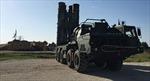 Trung đoàn tên lửa S-400 chính thức nhận nhiệm vụ trực chiến ở Moskva