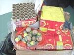 Liên tục khám phá thuốc lá và pháo lậu tuồn vào Bình Phước