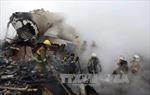 Tìm thấy một hộp đen máy bay rơi tại Kyrgyzstan