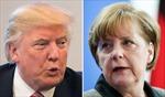 Chỉ trích bà Merkel, ông Trump lại khiến EU 'phật lòng'