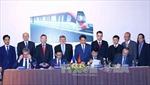 Ký kết gói thầu trên 7.667 tỷ đồng thuộc dự án đường sắt đô thị Nhổn - Ga Hà Nội