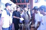 Indonesia trao trả 165 ngư dân Việt Nam trước Tết