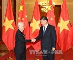 Điện mừng kỷ niệm 67 năm ngày thiết lập quan hệ ngoại giao Việt Nam - Trung Quốc