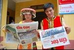 Cấp 18 ấn phẩm báo, tạp chí cho vùng dân tộc thiểu số và miền núi