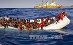 Hai tuần đầu năm 2017 đã có hơn 220 người di cư chết trên Địa Trung Hải
