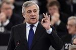 Nghị sĩ Italy đắc cử chức Chủ tịch Nghị viện châu Âu