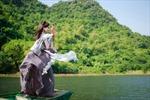 MV đẹp như tranh vẽ quay tại Ninh Bình của nữ ca sĩ dòng nhạc dân gian
