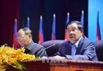Hai chính đảng Campuchia liên minh trước cuộc bầu cử