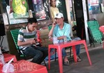'Cò' vé bửa vây ga Sài Gòn giáp Tết