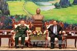 Lào đánh giá cao đóng góp của quân tình nguyện Việt Nam