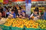 Sức mua hàng hóa Tết tăng mạnh mỗi ngày