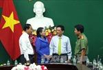Vĩnh Long hợp tác với tỉnh Kampong Speu, Vương quốc Campuchia