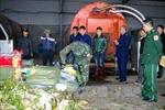 Bắt giữ nhiều vụ vận chuyển thực phẩm không rõ nguồn gốc xuất xứ