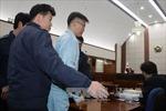 Cơ quan công tố Hàn Quốc đề nghị bắt giam một bộ trưởng đương nhiệm