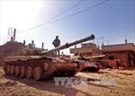 Lần đầu tiên Nga, Thổ Nhĩ Kỳ thực hiện không kích chung chống IS tại Syria