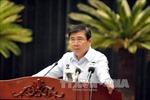 TP Hồ Chí Minh: Huy động nguồn lực phát triển đồng bộ hệ thống hạ tầng