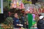 Hoa tươi tăng giá mạnh dịp Tết ông Công, ông Táo