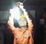 Ánh sáng về với 558 hộ dân trên đảo Sơn Hải