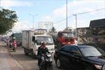 Giờ cao điểm, Hà Nội hạn chế xe tải từ 3,5 tấn trên đường Thạch Bàn