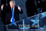 20 chiến đấu cơ 'quần thảo' bầu trời ngày ông Trump nhậm chức