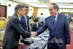Ủy ban Trung ương MTTQ Việt Nam gặp mặt kiều bào tiêu biểu