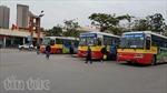 Trên 10.000 lượt xe buýt/ngày phục vụ người dân dịp Tết