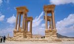 IS phá hủy nhiều di tích cổ ở thành phố Palmyra