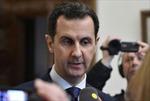 Thổ Nhĩ Kỳ khẳng định vai trò của Tổng thống Syria