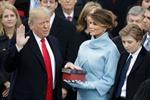 Ông Trump chính thức trở thành Tổng thống thứ 45 của nước Mỹ