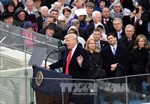Tân Tổng thống Trump cam kết nỗ lực xây dựng lại nước Mỹ