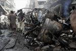 Pakistan: Đánh bom tại chợ rau quả gây thương vong lớn