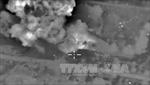 Sáu máy bay Nga dội bom các mục tiêu IS ở Syria