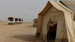 Đánh bom tại trại tị nạn ở gần biên giới Syria-Jordan